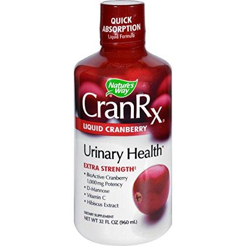 Nature's Way Cran RX Liquid, Cranberry, 32 Ounce