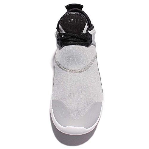 Fly Black Sportive Da Tennis Scarpe 89 940267 003 Uomo Jordan Nike Grey Wolf Air White ExwqOp44