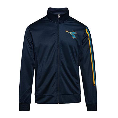 Diadora - Jacket Track Jacket FREGIO for Man US XL