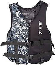 Life Jackets Vest,Swimming Vest for Adult/Children,Outdoor Fishing Life Jacket Fishing Vest Kayak Life Jackets