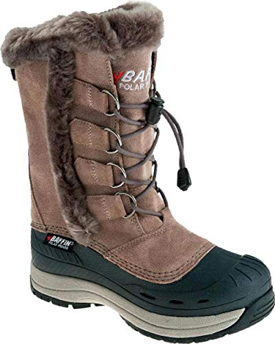 Boots Womens 7 Snowmobile brown Taupe Baffin Chloe 01pwFf
