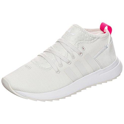 blanc Balcri Mid de Multicolore noir Balcri Femme adidas Fitness Chaussures FLB W Negbas 1Sgnqv8