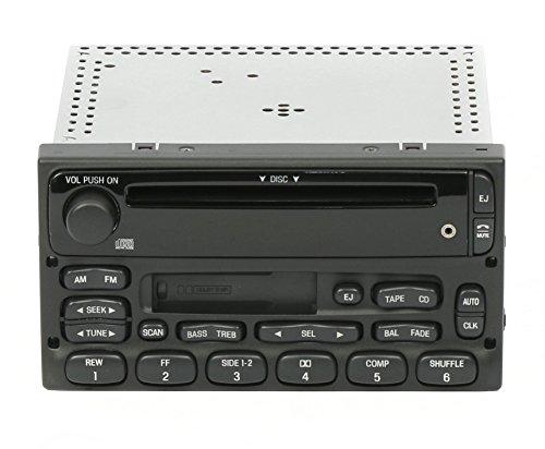 - Ford 1999 2000 2001 2002 2003 2004 Ranger Radio AM FM CD CS IPOD IPAD MP3 Input (Renewed)