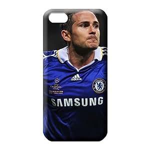 MMZ DIY PHONE CASEiphone 5/5s phone carrying cover skin Defender High skin soccer chelsea fc frank lampard