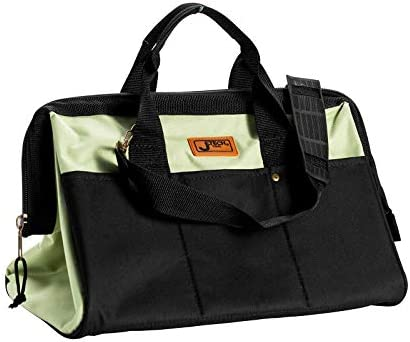 Jetech 18 Inch Water Resistant Tool Bag – Highly Robust Professional Wide Opening Tote Bag for Tools