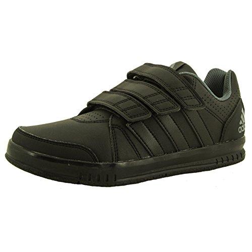Adidas LK Trainer 7 Junior Black Synthetic Trainers negro