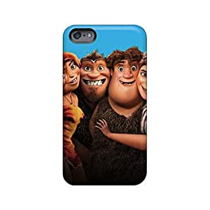 Anti-Scratch Cell-phone Hard Cover For Iphone 6plus (sgk12170ppLh) Support Personal Customs High Resolution The Croods Skin