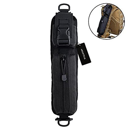 Image Unavailable. Image not available for. Color  AIRSOFTPEAK Tactical  Molle Sundries Accessory Bag Backpack Shoulder Strap Belt Pouch Outdoor EDC  Tools ... f9922d4ea5f49