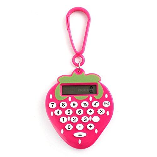 Uxcell - Calculadora de llavero, calculadora electrónica (a17032500ux0384)