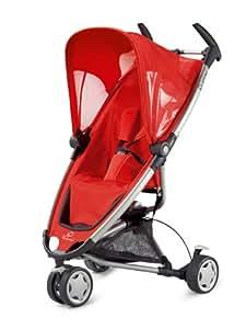 Quinny Zapp Buggy y Travel System, hasta 15kg rojo rojo (red revolution)