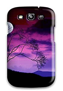 Excellent Design Nature Case Cover For Galaxy S3