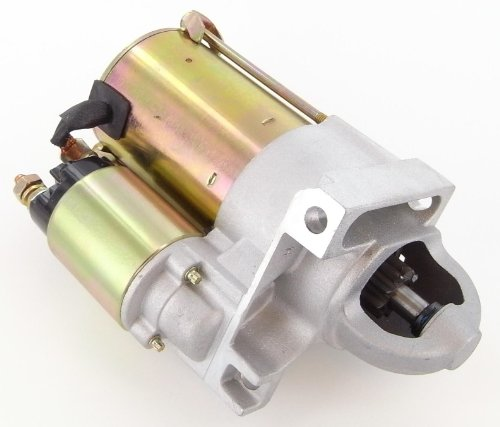 Discount Starter and Alternator 6481N Buick GMC Chevrolet Pontiac, Fits Many Models, Please See Below, Replacement Starter