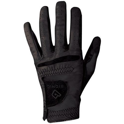 Bionic Gloves Women's RELAXGRIP Equestrian Gloves Black X-Large