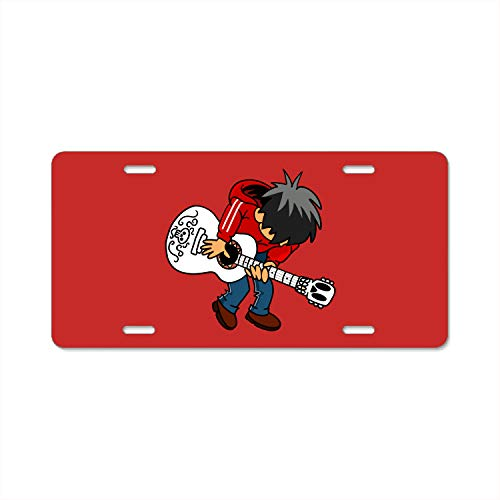 Ayibagexi Vs The Land of The Dead (Variant) License Plate Frame Car Tag Frame US License Plate FramesLicense Plate Holder