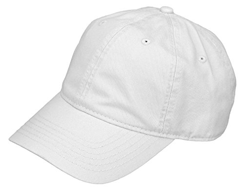 (TaylorMade Relaxed Fit, Adjustable Women's Hat (White))