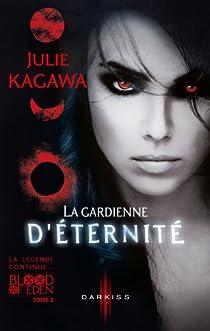 Blood of Eden, tome 2 : La gardienne d'éternité par Kagawa