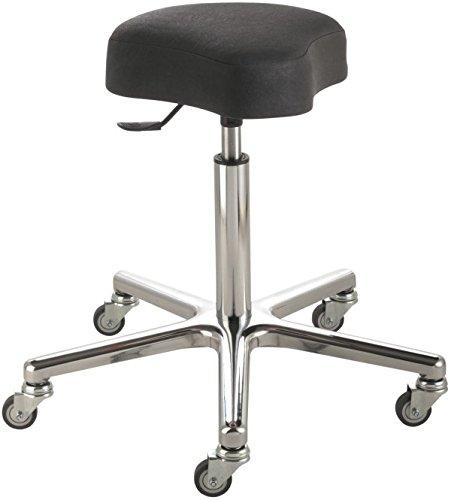 Efalock Tabouret Rudi avec ergonomique geformteb assise, Ø env. 36cm, hauteur: env. 9cm hauteur: env. 9cm Efalock Professional 7915224101