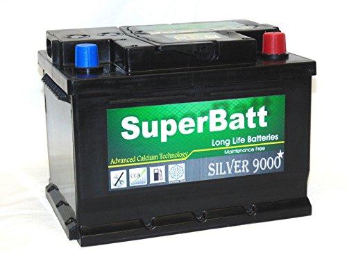 SuperBatt 075 Car Battery: