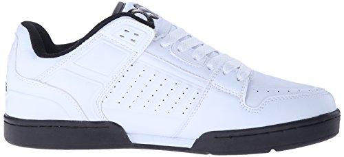 Osiris Mens Protocol Xpd Skate Shoe Bianco / Bianco