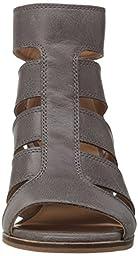 Lucky Women\'s Lk-Sortia Wedge Sandal, Dark Driftwo, 6.5 M US