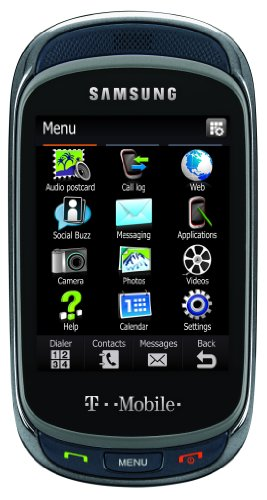 Samsung T669 Gravity Touch Full Qwerty Keyboard T-mobile ...