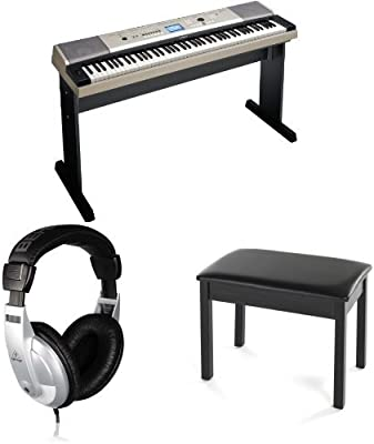 Amazon com: Yamaha YPG-535 88-Key Portable Grand Piano Value