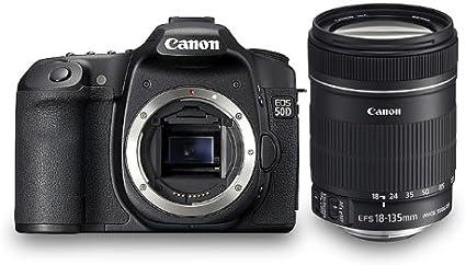 Canon Eos 50d Digital Camera Canon Ef S 18 135 Mm Camera Photo