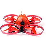 HAPPYMODEL Snapper7 1S Brushless Whoop Racer Drone MIni FPV Quadcopter BNF Basic Version (with flysky receiver)