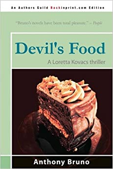 Devil's Food: A Loretta Kovacs thriller