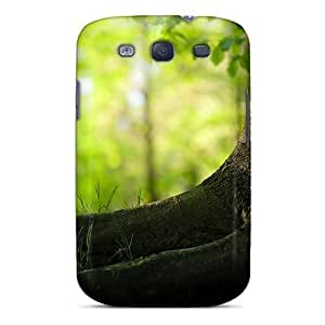 DustinHVance Case Cover Protector Specially Made For Galaxy S3 Sting Strong