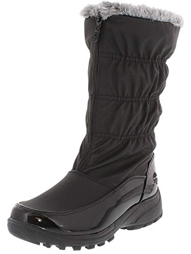 totes Womens Rachael Boot, Adult, Black, 8 M US (Totes Womens Winter Boots Size 8)