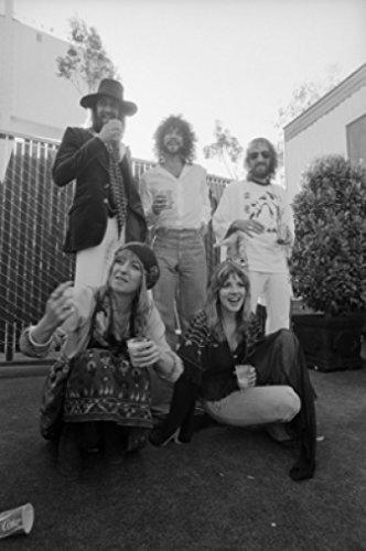 Fleetwood Mac 24X36 New Printed Poster Rare #TNW396378