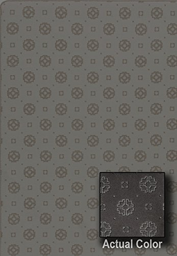 (Imagine Asiana Charcoal Contemporary Geometric 5'4