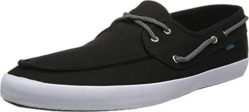 Zapatillas De Deporte Vans Hombres Chauffeur Comfort Blacktruewhiteblue 6.5