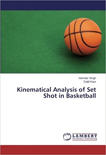 Book Kinematical Analysis of Set Shot in Basketball