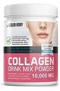 Polvo de colágeno marino puro noruego | Sabor a limón | Péptidos hidrolizados | de bacalao noruego, ártico y salvaje | Suplemento para la piel, cabello, tendones, ligamentos | 100% natural |