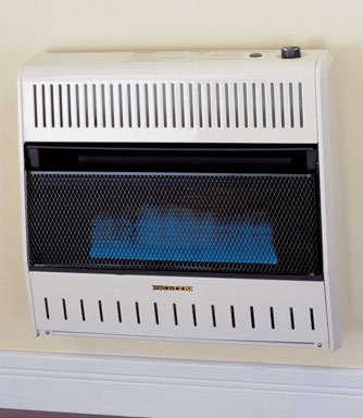 natural gas wall mounted heater - 8