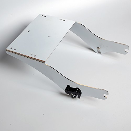King Tour Pack Pak Latches Razor Chop Trunk Mount For Harley Touring FL 97-08 96