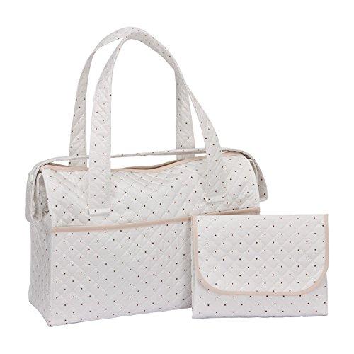 Piccolandy 1242074078000 - Bolsa + vestidor para silla de paseo, color beige