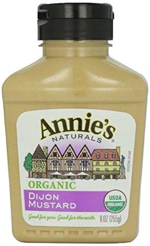 Annies Organic Dijon Mustard, 9 Ounce -- 12 per case.
