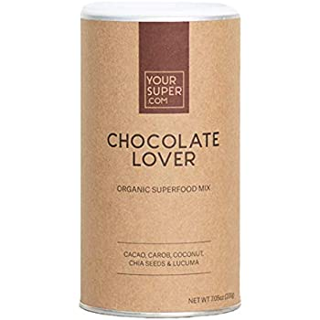 Amazon.com: Chocolate Lover Superfood Mix by Your Super ...