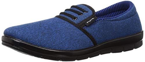 Flite PU Women Blue Ballet Flats-6 UK (39 1/3 EU) (PUB033L_BLBL0006)