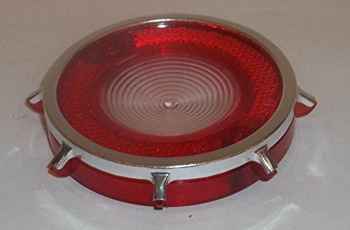 1962 Chevrolet Corvair Back-Up Lamp Lens Glo-Brite TMC-807 (Glo Lens)