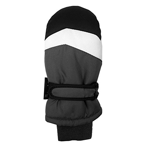 Igloos Boys Taslon Ski Mitten supplies