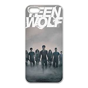 C-EUR Diy Teen Wolf Hard Back Case for Iphone 5 5g 5s by runtopwell