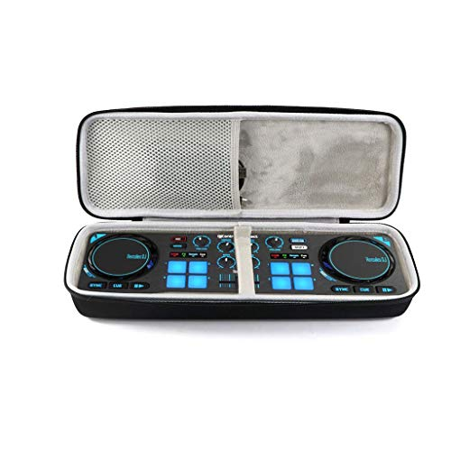 ❤️Ywoow❤️ Storage Bag, Co2crea Hard Travel Case for Hercules DJControl Compact Portable DJ Controller