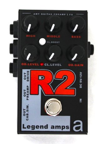 スーパーセール期間限定 AMT Electronics Series ディストーション Legend R2 Amp 2 Series R2 #6227 ディストーション B0764D3Z44, 和粋家-甚平 作務衣メーカー直販店:6635f891 --- a0267596.xsph.ru
