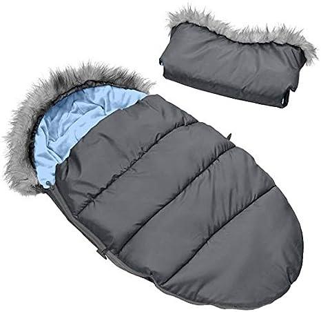 Saco de dormir para niños, saco de abrigo para bebé, manta para ...