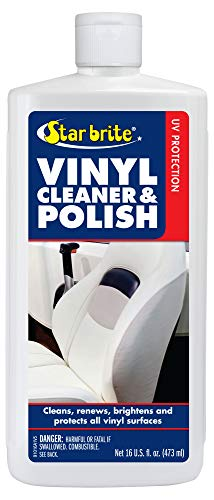 Star Brite Vinyl Cleaner, Polish & Protectant