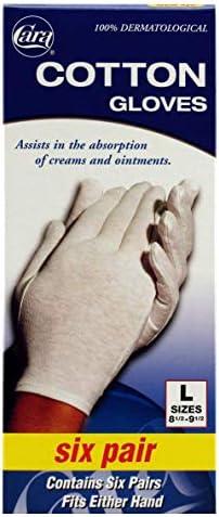CARA Moisturizing Eczema Cotton Gloves product image